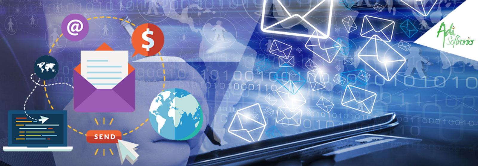 Eco Mails - AdiSoftronics Web Development Company In Delhi