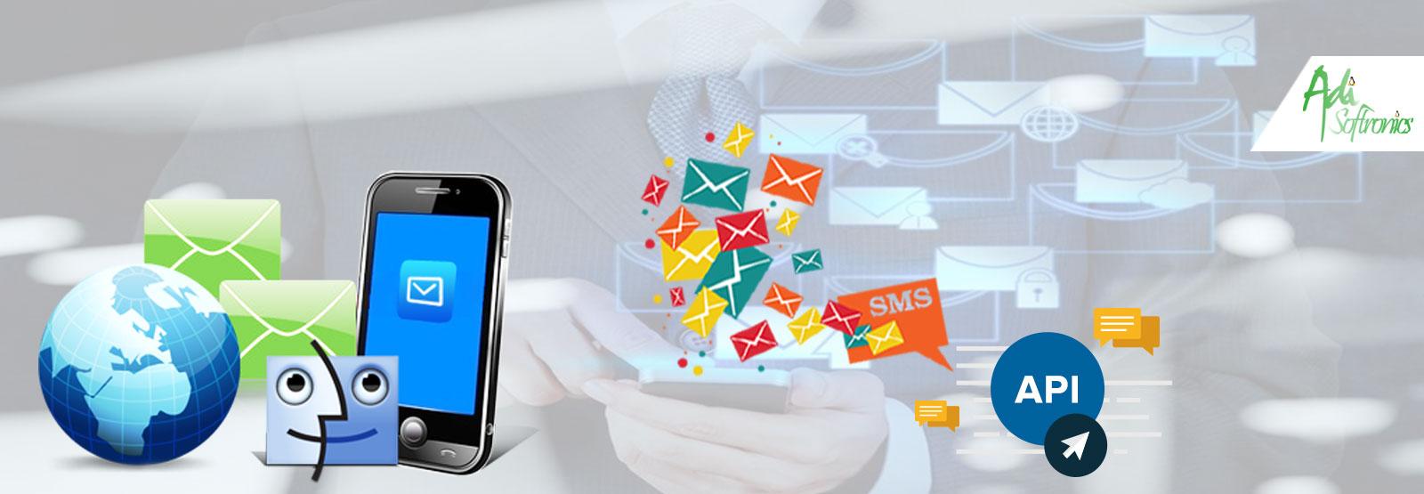 SMS API Integration Service