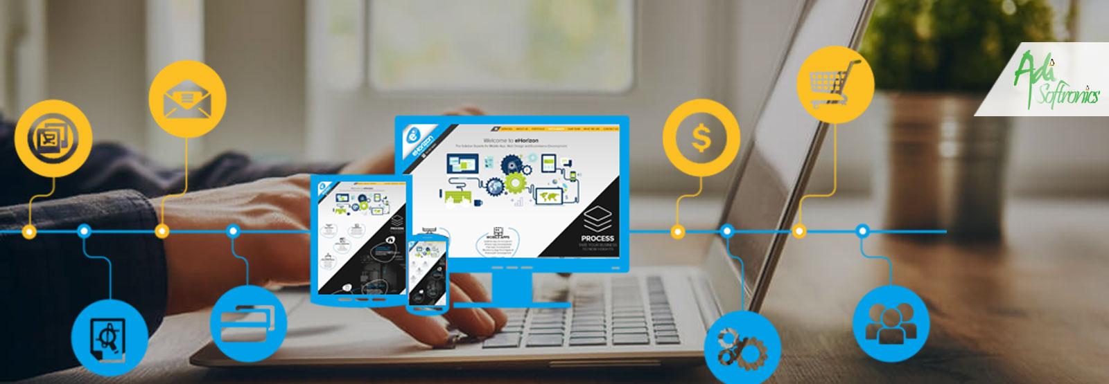Adisoftronics : E commerce development